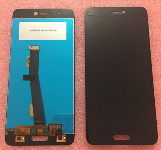 ФОТО Tested LCD screen display + Touch digitizer For Xiaomi Mi5 Mi5 M5 white/ black/ gold Free shipping