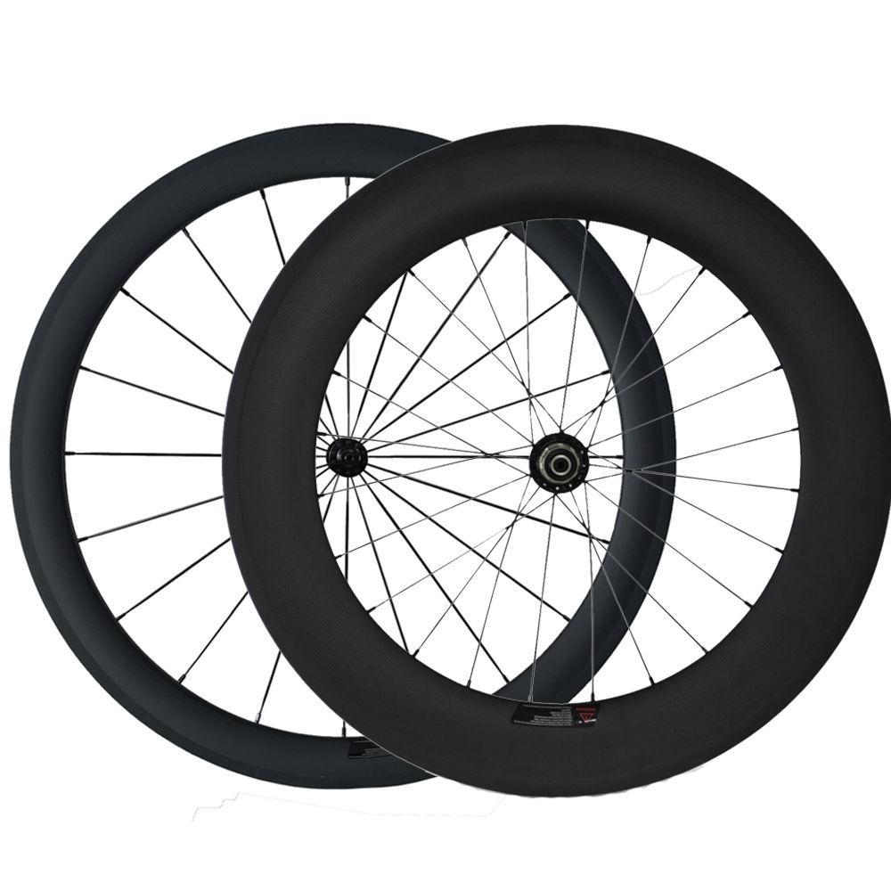 Aero U Shape road bike wheels china sprint wheelsets carbon clincher 60mm 88mm 700c triathlon the impact of ifrs adoption on accounting quality