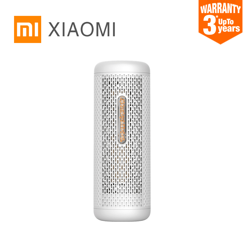 Image 1 - XIAOMI MIJIA Deerma DEM CS10M Mini Dehumidifier for home wardrobe Air Dryer clothes dry heat dehydrator moisture absorbeDehumidifiers   -