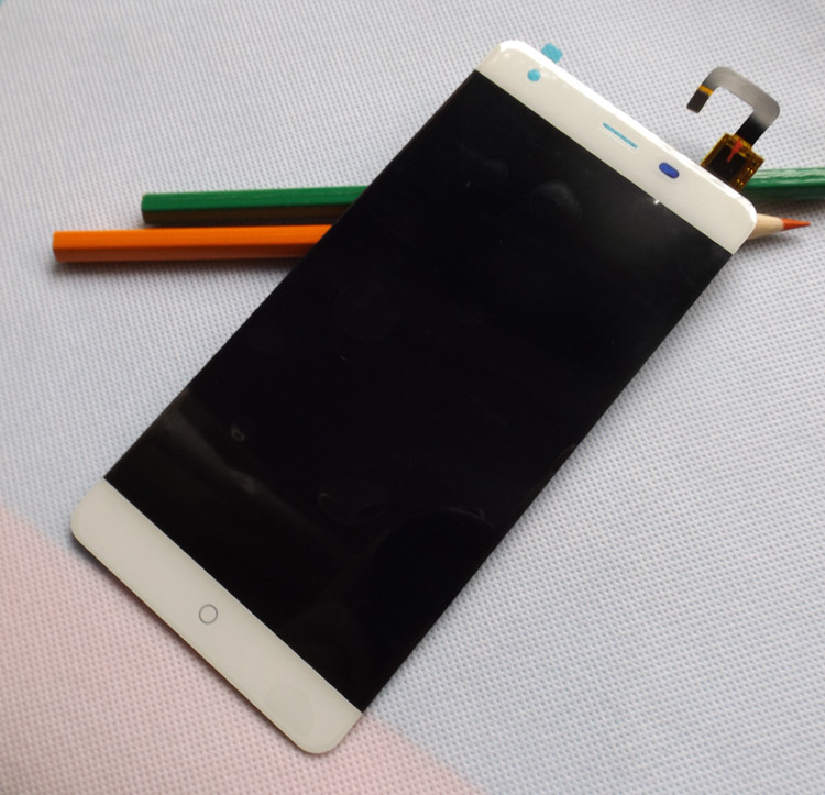 ФОТО 100% Tested LCD Digitizer Glass Panel Replacement for Ulefone Power LCD Touch Assembly Replacement