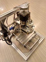 Bricolaje CNC máquina de grabado GRBL controlador de acrílico grabador de madera