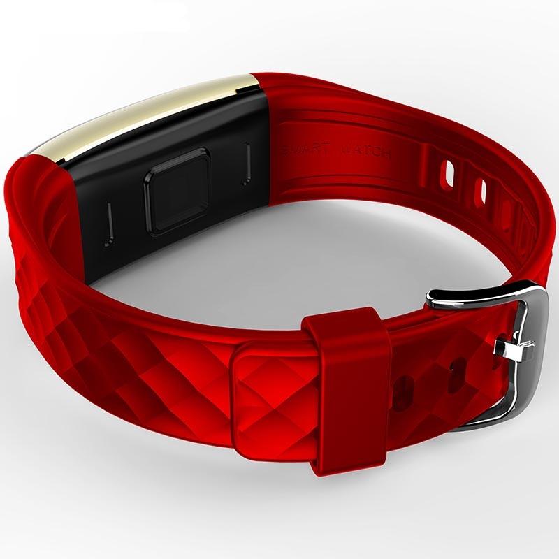 Bluetooth Inteligentne zegarki Zegarek męski zegar wodoodporny - Męskie zegarki - Zdjęcie 5