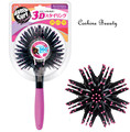 Hot 3D Comb Curl Hair Brush Massage Hair Style Makeup Salon Comb