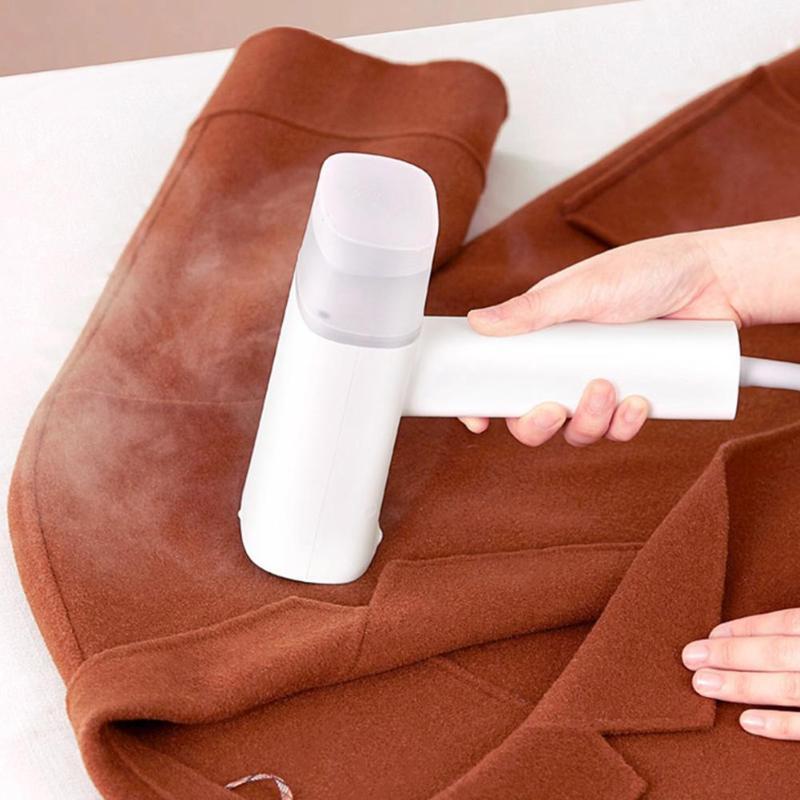 Xiaomi Youpin 1200W vêtement de poche Steamers vêtements portables fer à vapeur maison repassage Machine vêtements stérilisation des rides