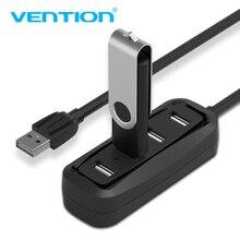 Vention Alta Velocidade 4 Portas USB 2.0 Hub USB Hub USB OTG Hub USB Splitter para o portátil Apple Macbook Air Laptop PC Tablet hot