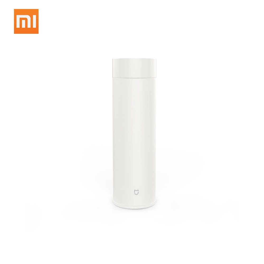 Xiaomi Mijia 500ml Thermal Cup Vacuum Flask Heat Water Tea Mug Thermos Insulated 316L Stainless Steel 12 Hours Warm Cold Keeping