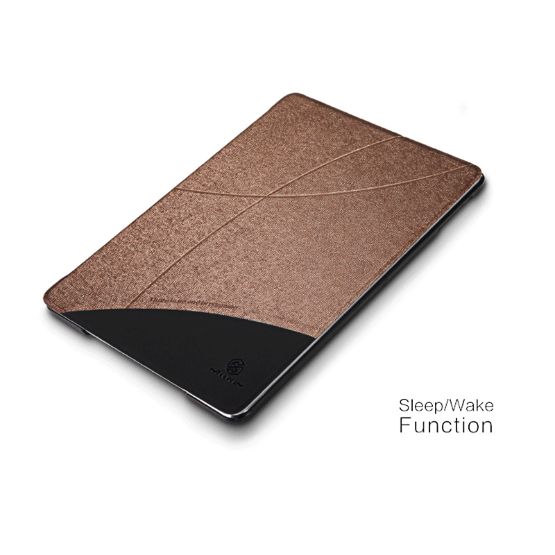 Nillkin case for iPad air 1 cover Yoch protective cover for iPad air 9.7 inch Smart sleep wake up for iPad air 1 case PU leather ctrinews flip case for ipad air 2 smart stand pu leather case for ipad air 2 tablet protective case wake up sleep cover coque