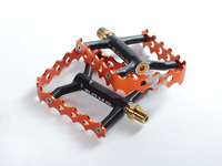 ECHO SL CAGED PEDALS FOR BIKE