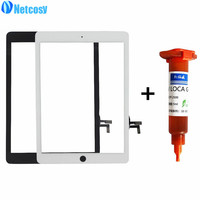 For IPad Air Touchscreen High Quality Black White Touch Screen Glass Digitizer Replacement For Apple IPad