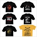 Muhammad Ali Greatest of All Time T-Shirt American Classics tee Greatest Boxer Champion Heavychamp T Shirts euro sizeS-XXXL