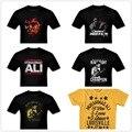 Muhammad Ali Más Grande de Todos Los Tiempos de La Camiseta Americana Clásicos tee Mejor Boxeador Campeón Heavychamp Camisetas euro tamaños-xxxl