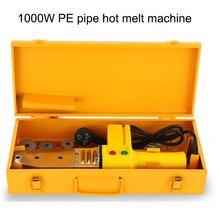 Электронный Термостат ppr термоблока pe трубы с горячей водой расплава машина pb20-63 сварочный аппарат тепла