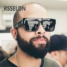 RSSELDN América e Euro Marca Designer Sunglasses Homens Mulheres óculos  Retro Vintage Óculos de Sol óculos de Armação de Moda Óc.. fedded1c2e