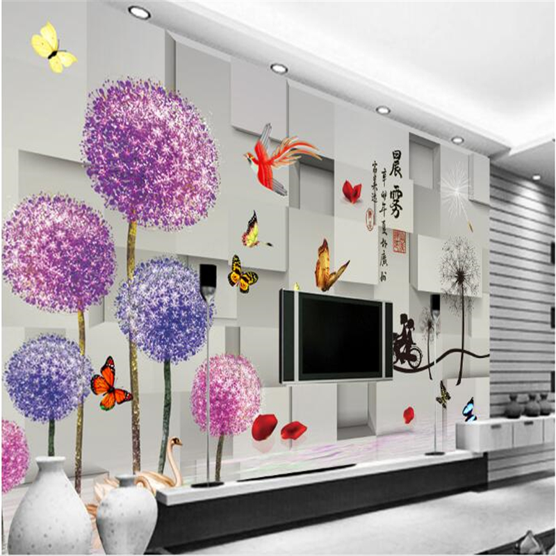 Wall Mural Stickers romantic wall murals promotion-shop for promotional romantic wall