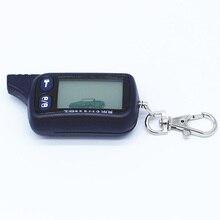 Mando a distancia LCD de alarma de coche de Dos Vías Tomahawk TZ9010 coche sistema de alarma de $ number vías LCD de arranque remoto del motor Envío Libre