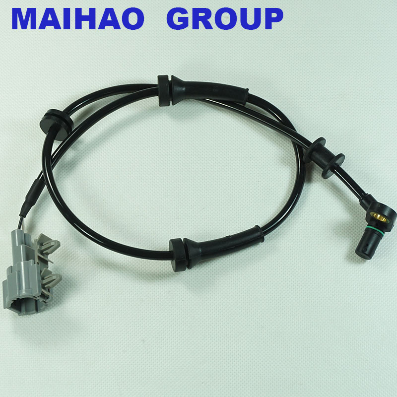 NAVARA 05-ON 4X FRONT /& REAR ABS SPEED SENSOR FOR NISSAN PATHFINDER R51 2.5 L
