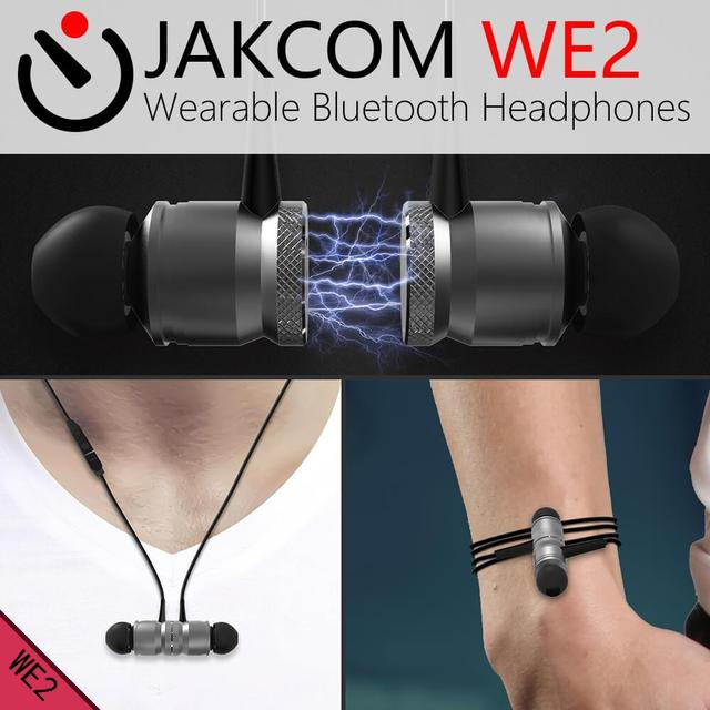 JAKCOM WE2 Smart Wearable Earphone Hot sale in Earphones Headphones as bloototh earphone moomin hoofdtelefoon