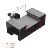 שינוי מהיר 250-001 מחרטה CNC כלי מחזיק שינוי מהיר כלי הודעה קאטר מחזיק בורג Kit סט משעמם בר מפנה מול ברגים מחזיק (4)