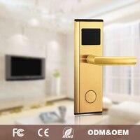 Intelligente Veilig Keyless Elektronische Digitale Deurslot voor Smart Hotel Deurslot Systeem Elektrisch slot Veiligheid en bescherming -