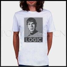 Science Fiction Star Trek Spock t-shirts Men