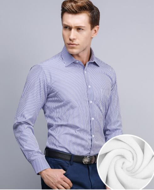 1 Thermique De 2 gzy Manches Polaire Et Chemises Shirts bleu marron pu Longues Hommes Ciel Renforcé 85 Wear Hiver Blanc 06nZx14