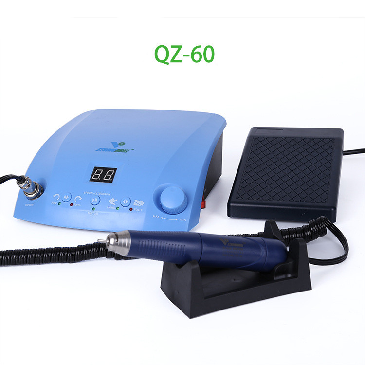 50 000 RPM Non Carbon Brushless NEW Design Dental Micromotor Polishing Unit with lab handpiece dental