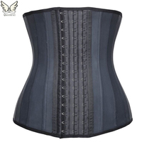 Latex Waist Trainer Slimming Belt Corset Slimming Modeling Strap Hot Shapers Body Shaper Slimming Corset Hot