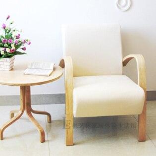 Special single sofa chair coffee chair small apartment - Sofas pequenos ikea ...