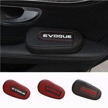 Car-Accessories Leg-Cushion Armrest-Pad Interior for Land-Rover Evoque