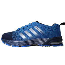 2016 New Men's High Quality Sneakers Red And Black Weaving Breathable Running Boots Outdoor Comfortable Running Shoes