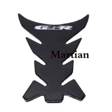 For SUZUKI GSR400 GSR600 GSR750 GSR 400 600 750 Motorcycle Carbon Fiber Oil Fuel Gas Tank Pad Tankpad Decal Protector Sticker