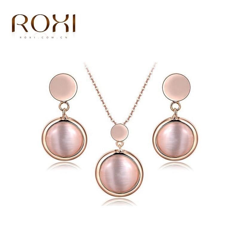 ROXI Комплект бижута Висулка Колие - Модни бижута