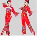 Hot Sale Descuento Barato Mujeres Niñas Vestido Tradicional Chino Chino Fan Danza Disfraces Antiguos Trajes Chinos