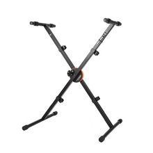Neewer® X-Style Heavy Duty Folding Keyboard Stand with Height Control Lock and Non-slip Rubber Caps