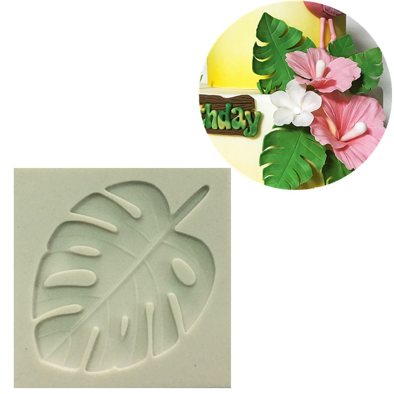 PRZY Tree leaf maple leaf silicone molds silicone soap ...  Plane Tree Leaf Silicone Molds