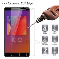 2.5D 0.26mm 9H Premium Tempered Glass For Lenovo ZUK Edge Screen Protector Toughened protective film For Lenovo ZUK Edge Glass