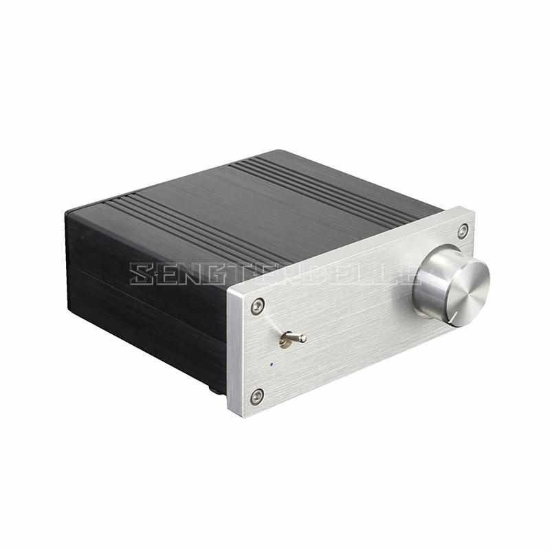 цены на Finished Mini HiFi 2.0 Digital Amplifier 50W+50W TPA3116 Audio Power Amplifier в интернет-магазинах
