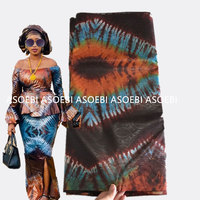 African Popular Bazin Riche Brocade lace Africa Party Garment Fabric New 5yards brocade fabric african bazin 30