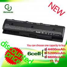 Golooloo 6 cell Laptop Battery for HP PI06 P106 PI09 HSTNN-L
