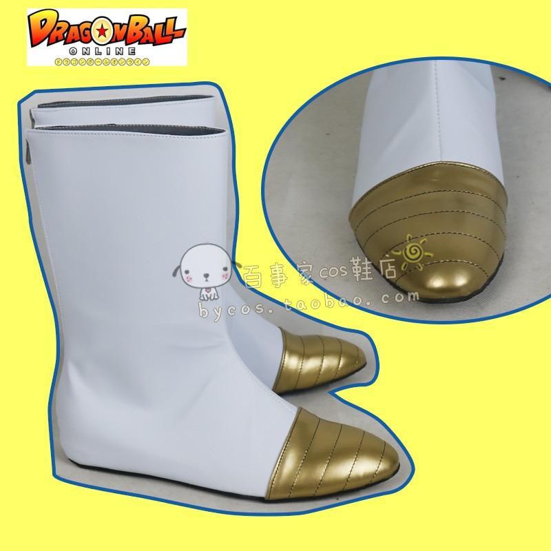 Dragon Ball Vegeta Goku neue Cosplay Schuhe Stiefel stiefelette ...