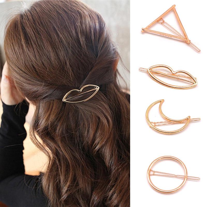 5Pcs Qadın Qızlar Moda Hairpins İncili Toy Toy Gəlin Saç - Saç qayğı və üslubu - Fotoqrafiya 3