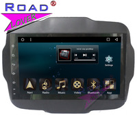 TOPNAVI 2G 32GB Android 7 1 Octa Core Car PC Multimedia Auto Player For Jeep Renegade