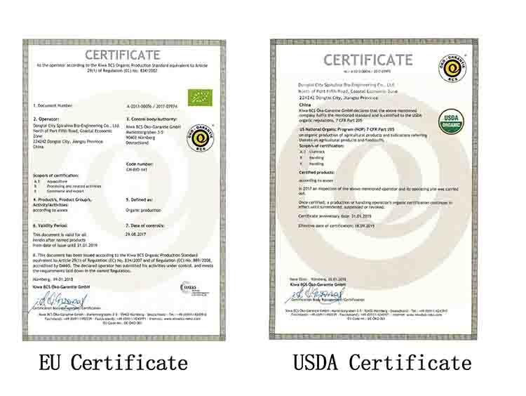 Сертифицированный USDA и EC органический красный экстракт гриба Рейши 20:1 светлая Ганодерма полисахарид