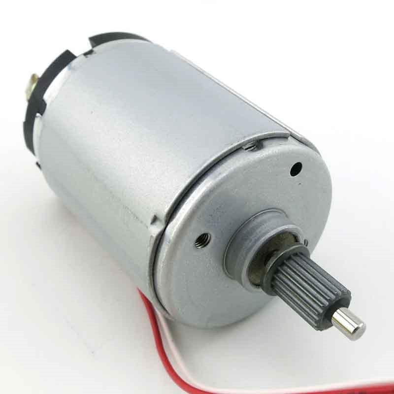 545 Large Torque DC Motor Low Noise Wind Power Generator Micro Motor For Scientific Experiments 545 dc 3 24v motor power generator high quality wind turbines 2100 5000 rpm dc motors