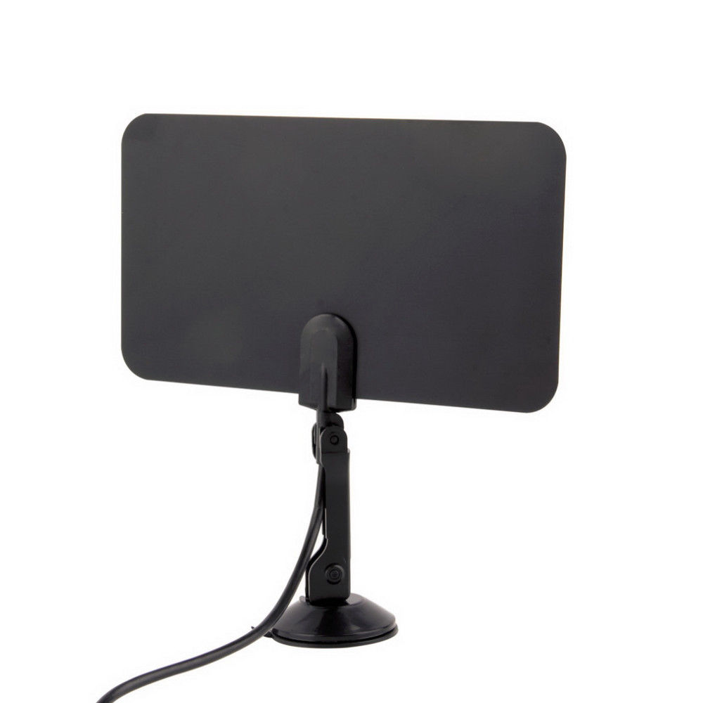 HDTV VHF UHF DTV Digitalen Tv-antenne ISDB ATSC DVB-T T2 HD 1080 P High Def TV Fuchs TVScout TVFox ATSC Receiver Konverter Adapter