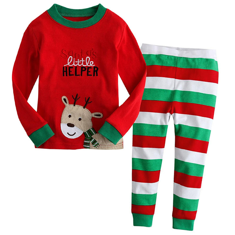 Baby Boy Christmas Pajamas Promotion-Shop for Promotional Baby Boy ...