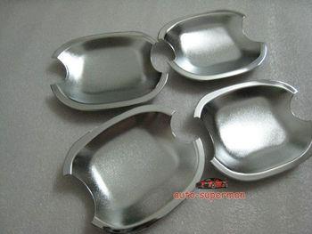 Chrome дверные ручки чашки чаша для Toyota Highlander 2008-2013