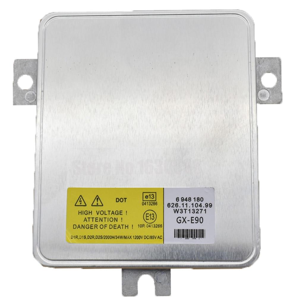 D1s Ballast 63126948180 W3T13271 Xenon HID Headlight Module For 06-08 BMW E90 E91
