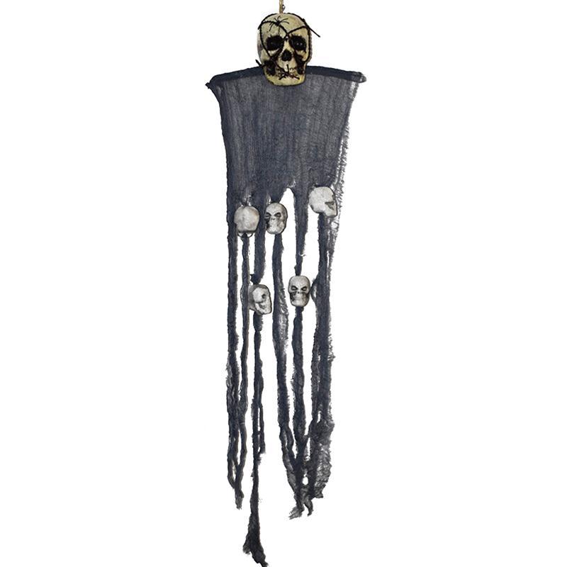 110cm Halloween Skull Skeleton Ghost Hanging Decor