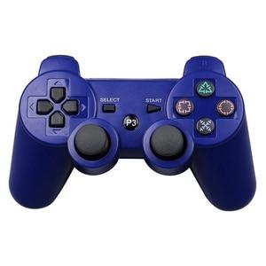 Image 5 - EastVita mando inalámbrico Bluetooth para PS3, 2,4 GHz, 7 colores para Playstation 3, mando r25